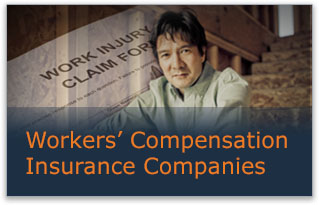 Workers' Compensation Insurance Companies. Search the online database of workers' compensation insurance companies.